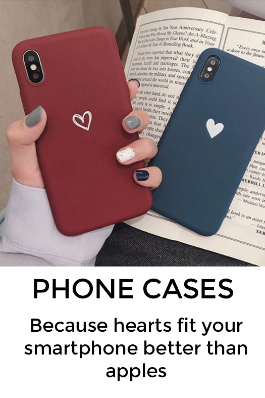 Heart Iphone cases
