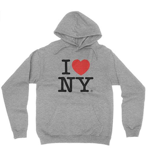 I heart new york s¡grey sweater