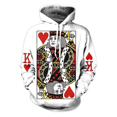 king of heart sweatshirt hoodie