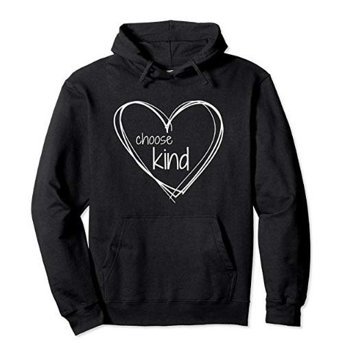 kind heart boyfriend sweater