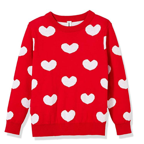 plus size red heart sweaters